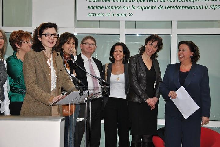 CSOEC, journée de la Femme 2011