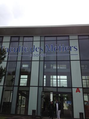 Faculté des Métiers à Evry