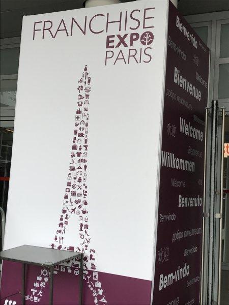 21 mars 2017 intervention d 39 agn s bricard au salon de la - Salon de la franchise paris ...