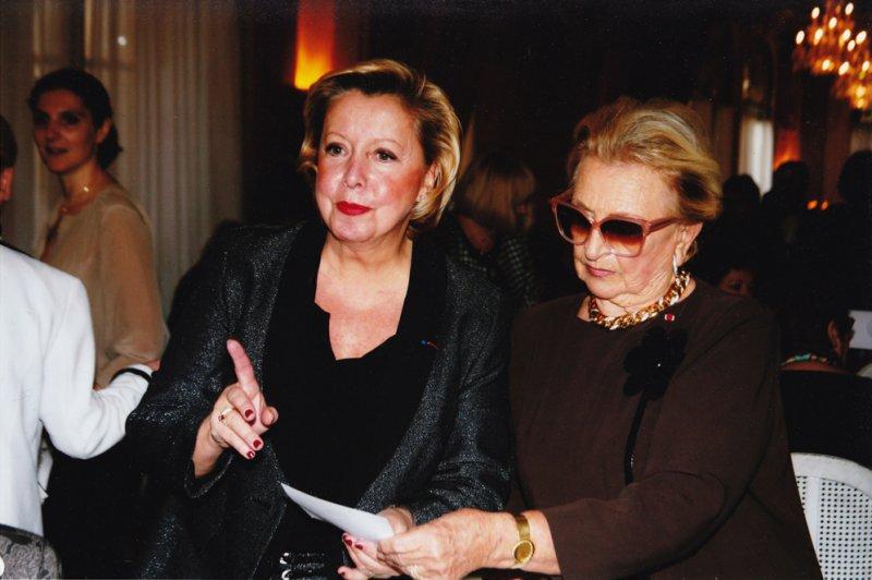 Agnès Bricard & Paulette Laubie