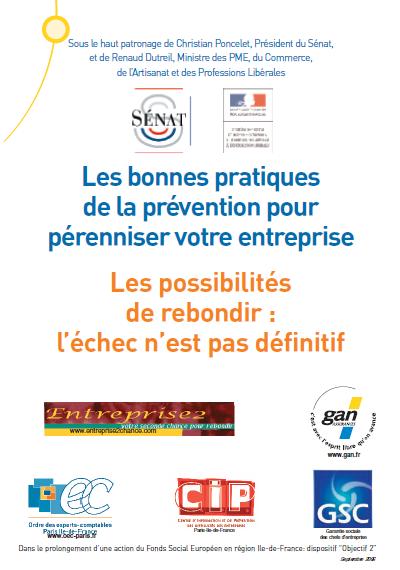 Conférence : Bonnes pratiques de la prévention pour pérenniser votre entreprise et Les possibilités de rebondir