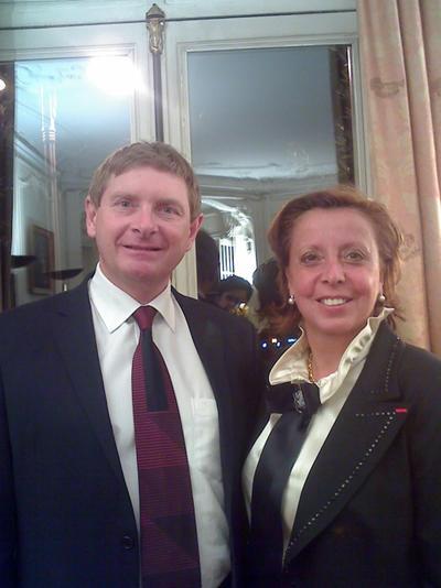 Agnès Bricard rejoint Joseph Zorgniotti, candidat ECF à la présidence du Conseil Supérieur de l'Ordre des Experts-Comptables