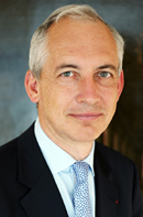François Drouin, PDG d'OSEO
