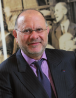 William Nahum, Président de l'Académie