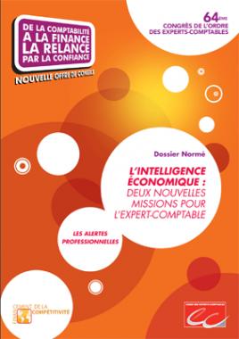 Intelligence économique : deux nouvelles missions pour l'expert-comptable
