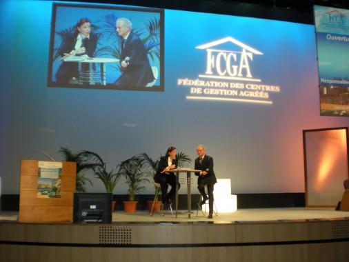 Intervention d'Agnès Bricard lors des 31èmes Journées Nationales des Centres de Gestion Agréés et des Petites Entreprises (Marseille – 22, 23 et 24 novembre 2009)