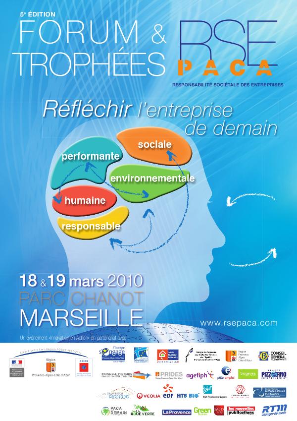 Forum RSE 2010 - Responsabilité Sociétale des Entreprises