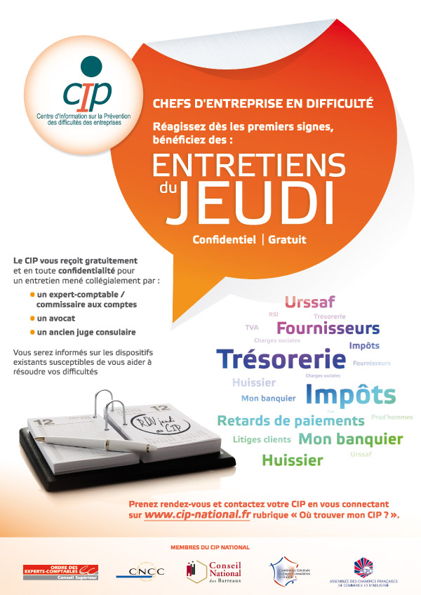 Affiche du CIP National 2010