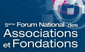 5eme forum national des associations et fondations