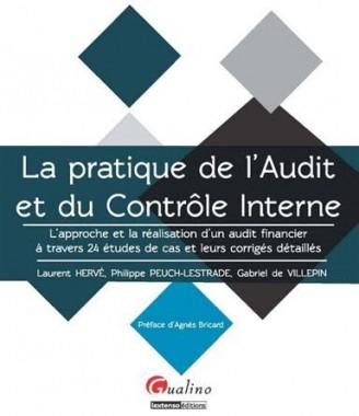 la pratique de l'audit et du controle interne