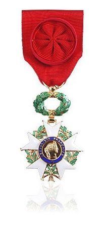insigne officier legion d'honneur