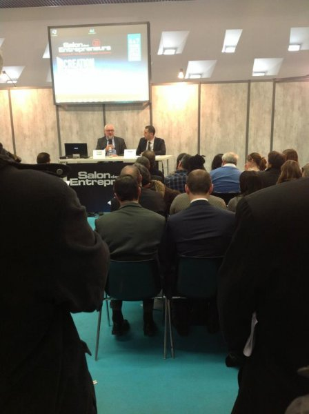 20 me salon des entrepreneurs de paris agn s bricard for Salon des entrepreneurs paris