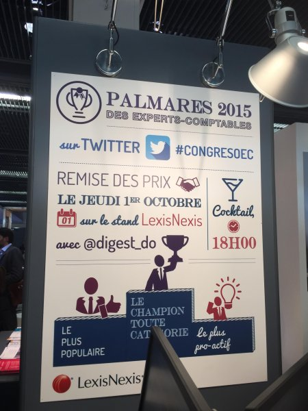 palmares 2015 experts-comptables