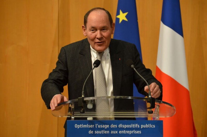 Colloque du 8 mars 2012 à Bercy