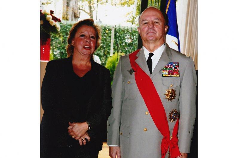Grand Chancelier de La Légion d'Honneur, Jean Louis Georgelin